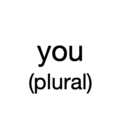 Text you plural.png